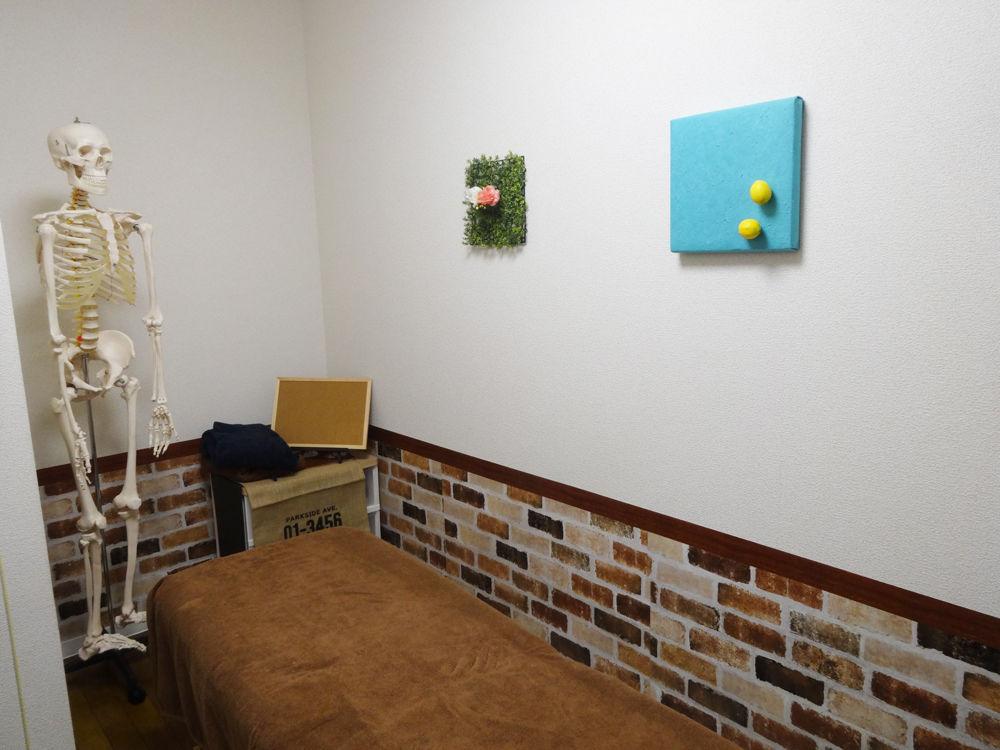 痛みの専門院レモン整体 若葉台店の店内・外観画像2