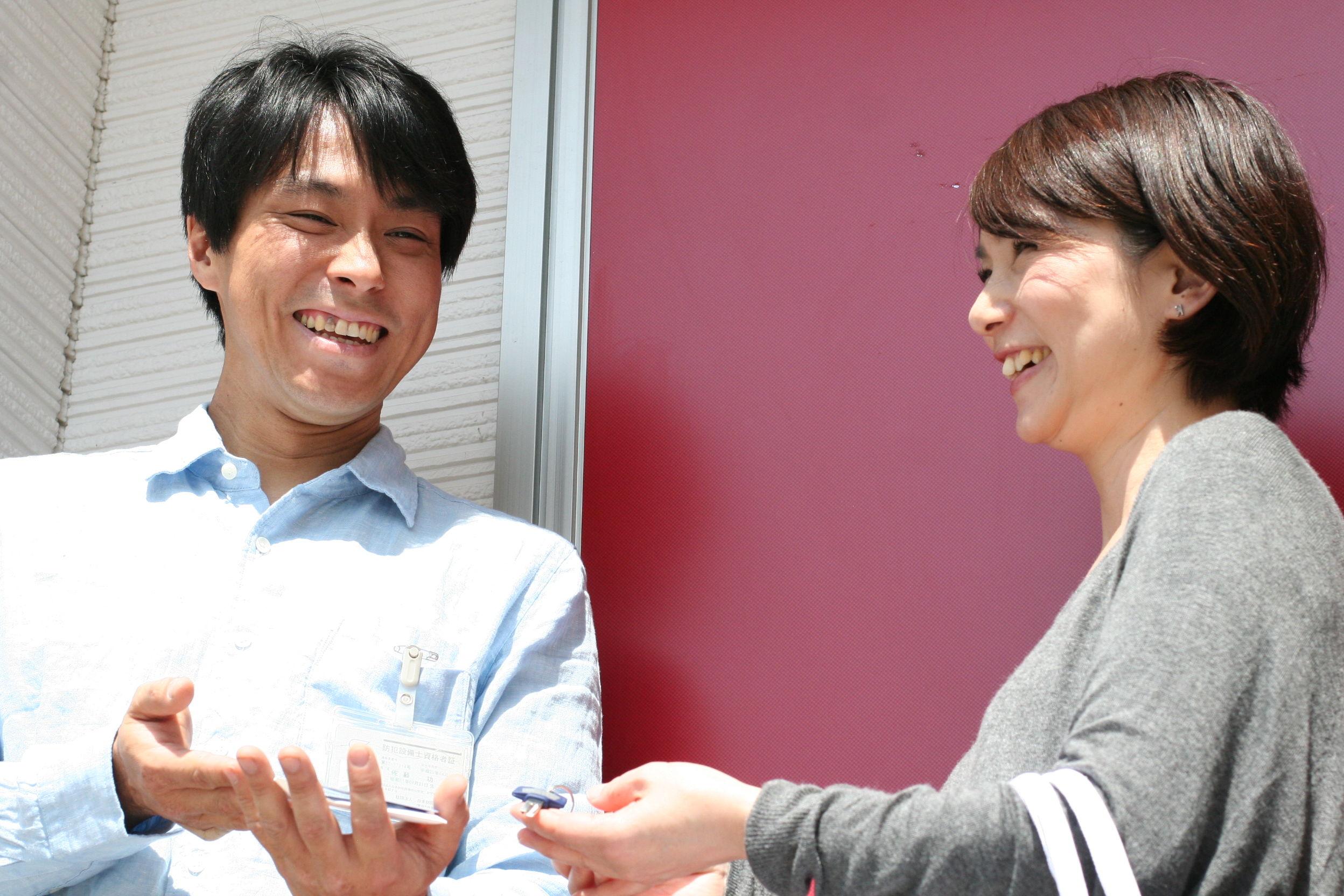 鍵のトラブル救急車【名古屋市港区 出張エリア】のメイン画像