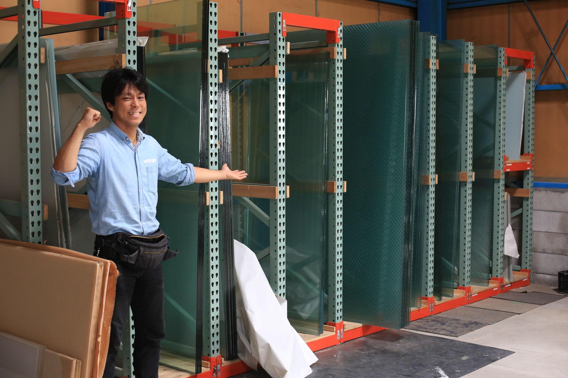 ガラスのトラブル救Q隊.24【加須市 出張エリア】の店内・外観画像1