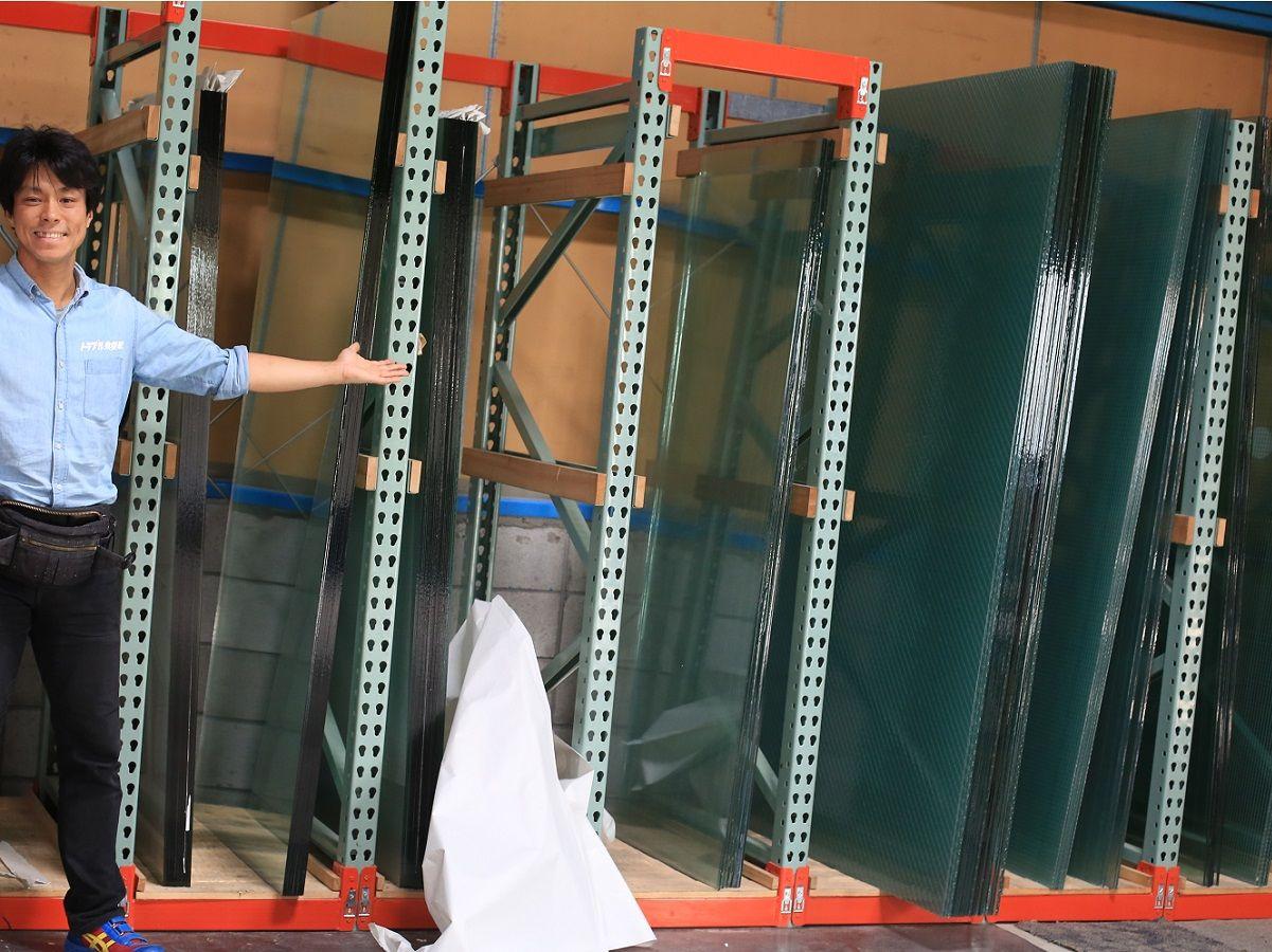 ガラスのトラブル救急車【桶川市 出張エリア】のアピールポイント3